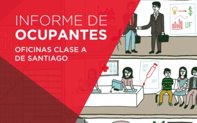 Ocupantes de Oficinas Clase A - Santiago